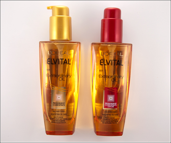 L'Oréal Paris Elvital Extraordinary Oils