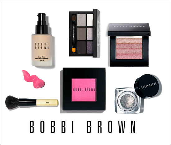 Bobbi Brown lanseras i Sverige
