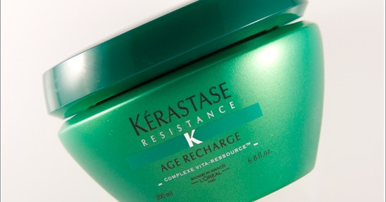 Kérastaste Resistance Age Recharge Firming Gel-Masque Recension
