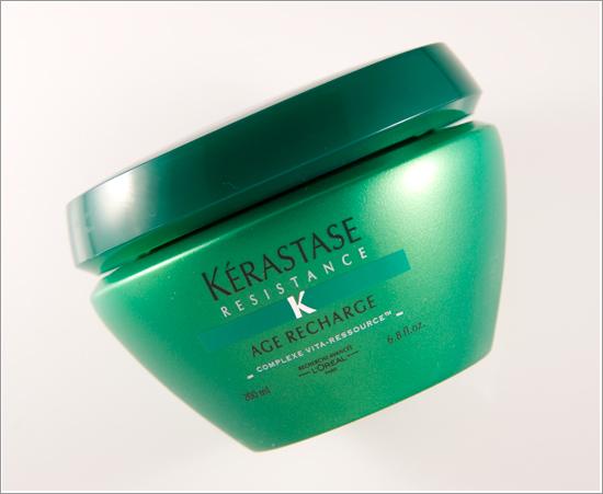 Kérastaste Age Recharge Firming Gel-Masque
