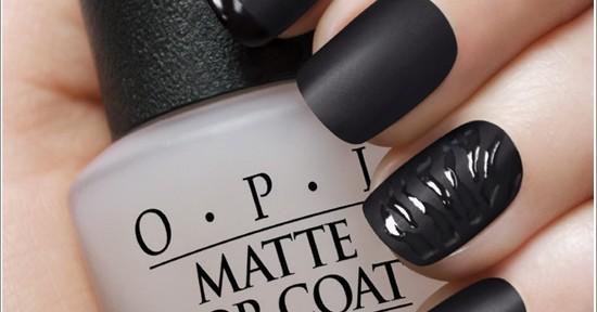 O.P.I Matte Top Coat