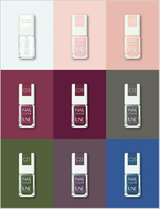 UNE Nail Colour & Oil-Based Remover
