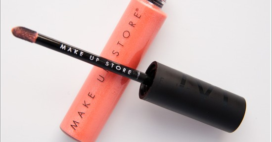 Make Up Store Sunflower Lip Gloss Wand