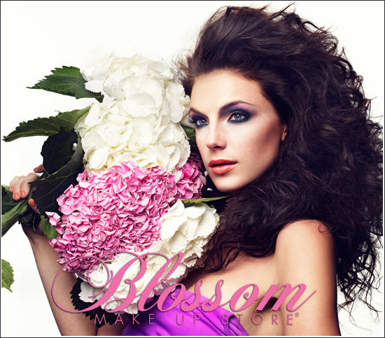 Make Up Store Blossom Collection