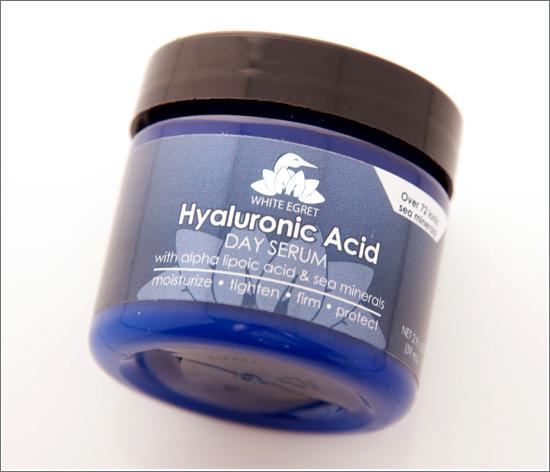 White Egret Hyaluronic Acid Day Serum