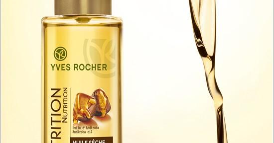 Yves Rocher Beautifying Dry Oil