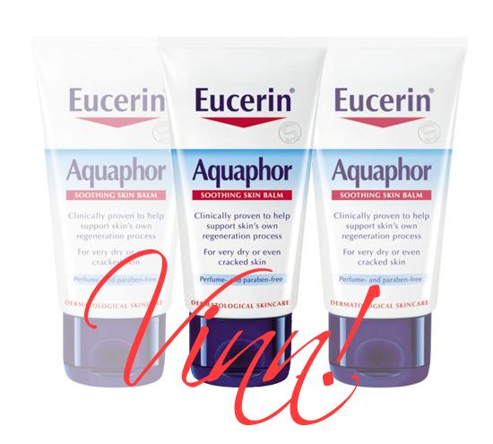 Vinn Eucerin Aquaphor! (värde ca 267kr)