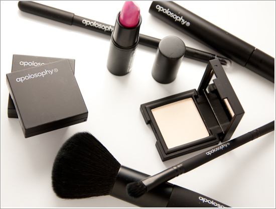 Apolosophy Makeup Sneak Peek