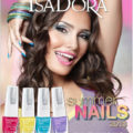IsaDora Summer Nails 2013