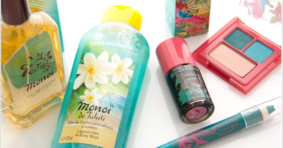 Yves Rocher Retropical & Monoï de Tahiti Sneak Peek