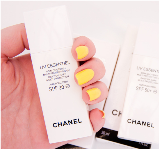 CHANEL UV Essentiel Daily UV Care Multi-protection Recension