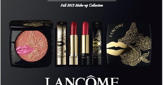 Lancôme L'Absolu Désir Fall 2013 Collection