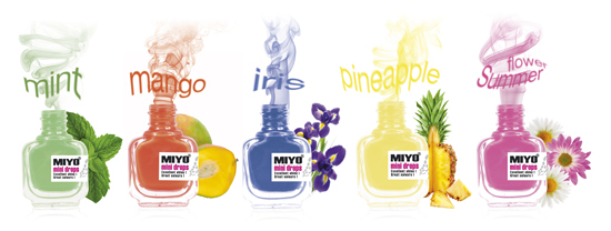 MIYO Mini Drops Nagellack Limited Editon 2013