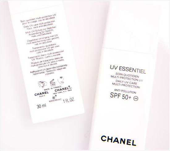 UV Essentiel Chanel SPF