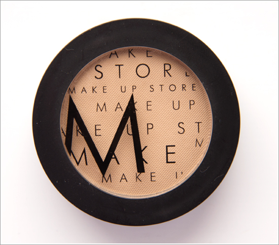 Make Up Store Microshadow Desert