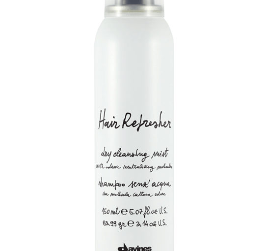 Davines presenterar Hair Refresher Dry Cleansing Mist