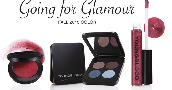 Youngblood Going For Glamour Fall 2013 Color Collection
