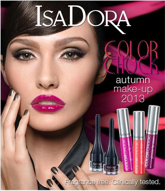 IsaDora Color Chock