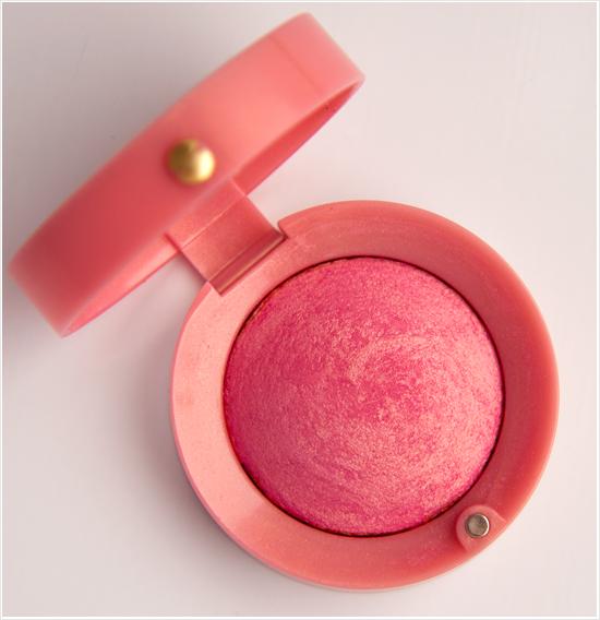 Bourjois Rose d'Or Little Round Pot Blush