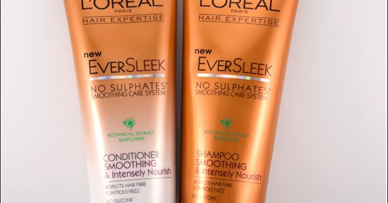 L'Oréal Ever Sleek Haircare