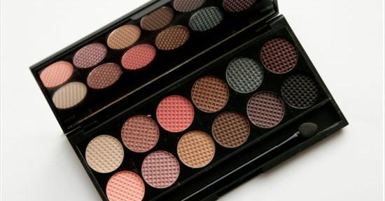 Sleek MakeUp Oh So Special Eyeshadow Palette