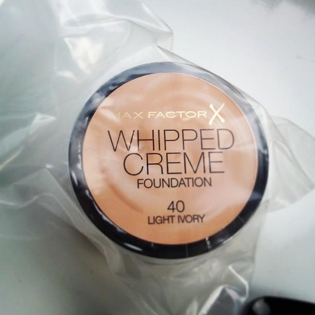instagram makeupedia max factor whipped cream foundation