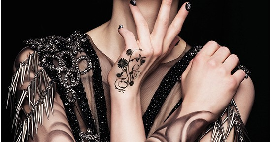 Make Up Store Tattoo