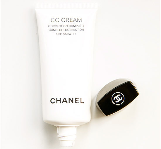 Chanel CC Cream (32) Beige Rosé Recension, Swatches, Bilder