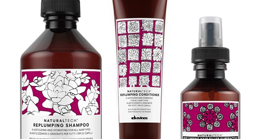 Davines Natural Tech Replumping