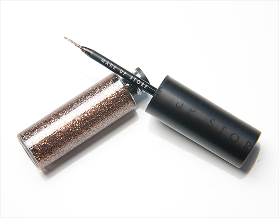 Make Up Store Sparkling Brown Glitter Eyeliner
