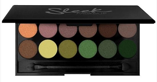 Sleek Makeup Garden of Eden I-divine Eyeshadow Palette Sneak Peek