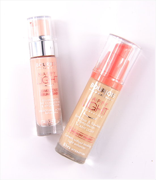 Coming up! Bourjois Happy Light :)