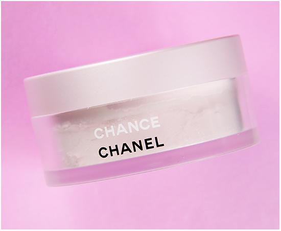 Chanel Chance Eau Tendre Shimmering Powder Perfume