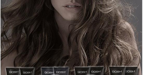 GOSH Professional HAIR CARE 2014