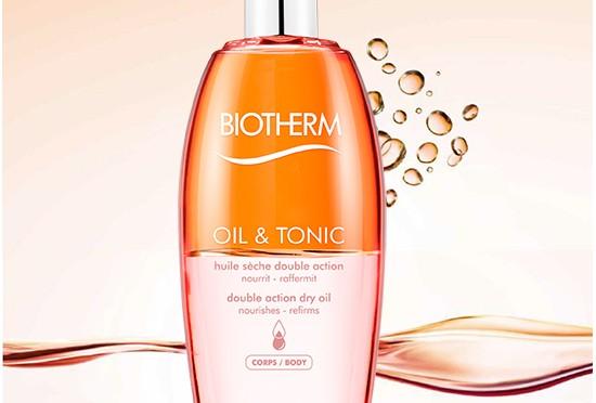 Biotherm Oil & Tonic