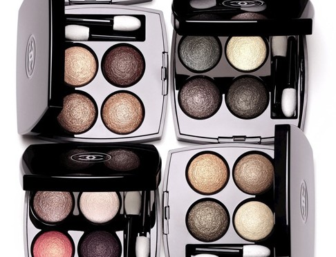Chanel Les 4 Ombres Redefined Eyeshadow Palettes