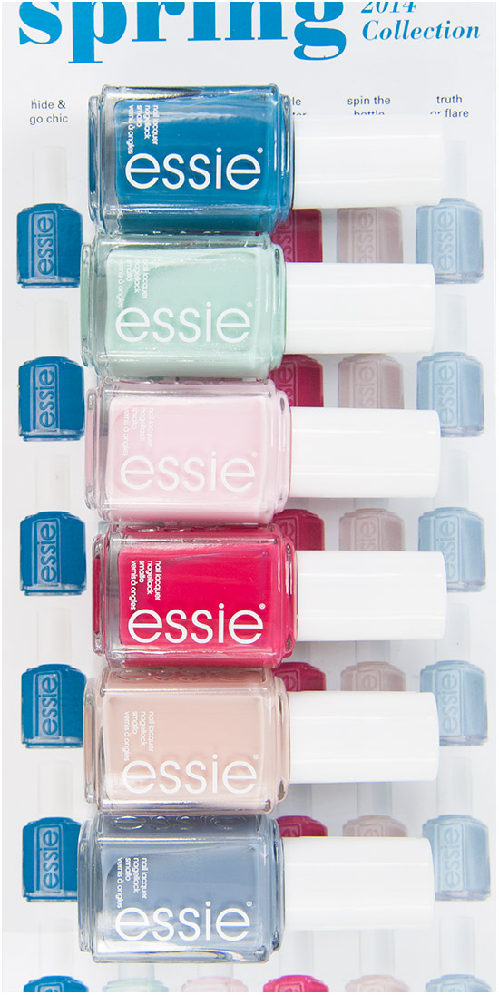 essie spring 2014 sneak peek