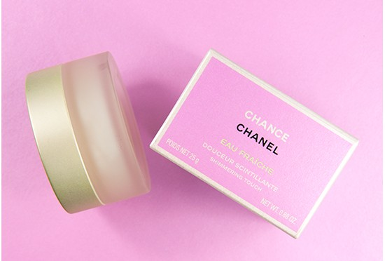 Chanel Chance Eau Fraiche Shimmering Touch