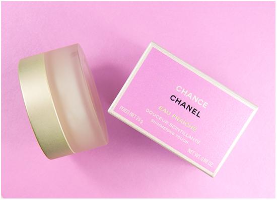 Chanel Chance Eau Fraiche Shimmering Touch001