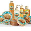 The Body Shop Wild Argan Oil Bath & Body