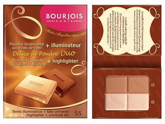 Bourjois Délice de Poudre Duo