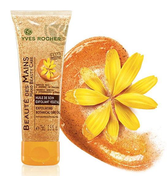 Yves Rocher Exfoliating Botanical Care Oil