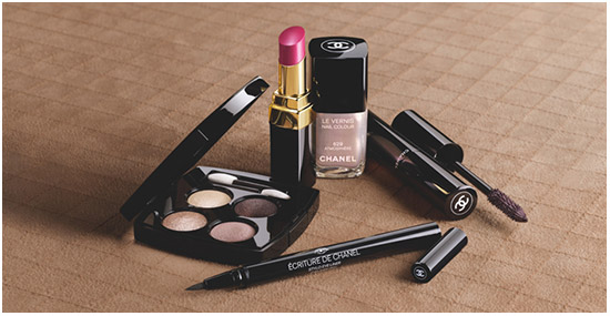Chanel États Poétiques Makeup Collection Fall 2014