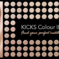 KICKS Colour ID foundation