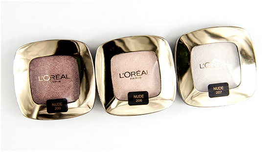 L'Oréal Nude Color Riche