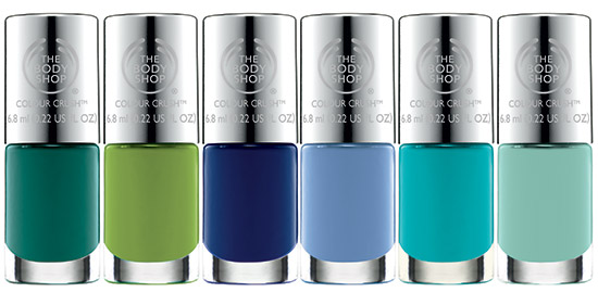 The-Body-Shop-Colour-Crush-Nails-Greens-Blues-Mints