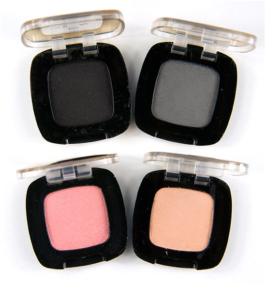L'Oréal Color Riche Matte Eyeshadows