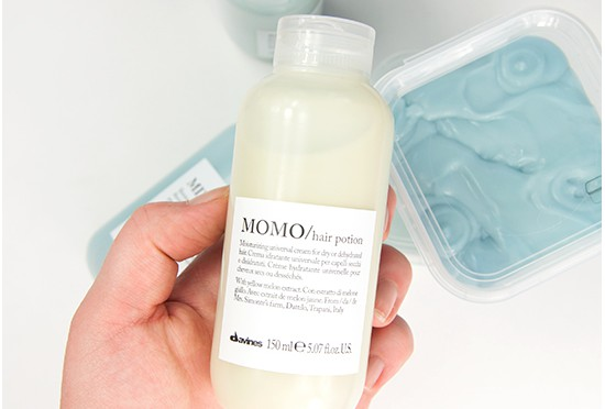Davines Minu & Momo Hair Potion Recension