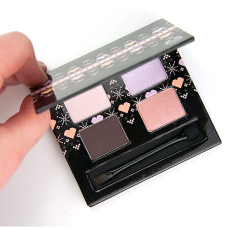 The Body Shop Dolly Pastels Eye Palette
