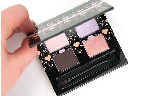 The Body Shop Dolly Pastels Eye Palette